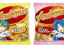 Snack Legendaris Indonesia